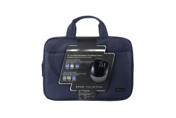 Blue terra mini cover pack (cover and mouse) 12 inch