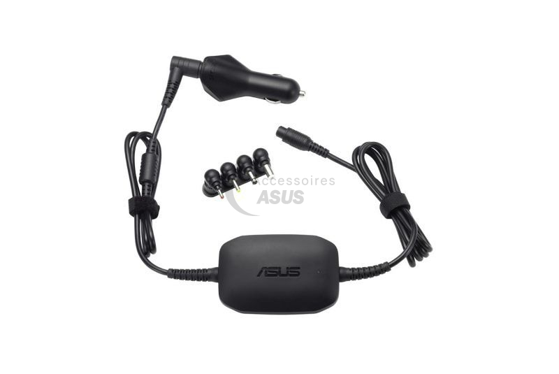 Multi plug car adapter box version