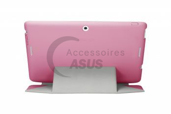 Pink Transcover 10 inch for MeMo Pad