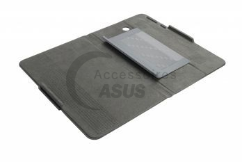 Black folio cover for Memo Pad