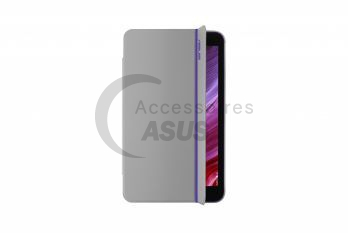 Black Magsmart Cover with purple strip