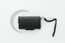 Leather cover for PDA