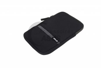 Black Zippered cover for tablet