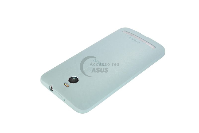 Blue bumper case for ZenFone 2 5