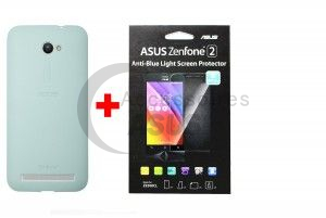 Blue bumper case for ZenFone 2 5""
