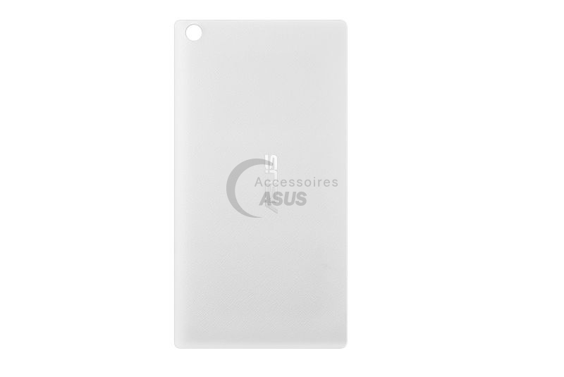 White Zen case for ZenPad