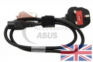 Power cable UK for adapter