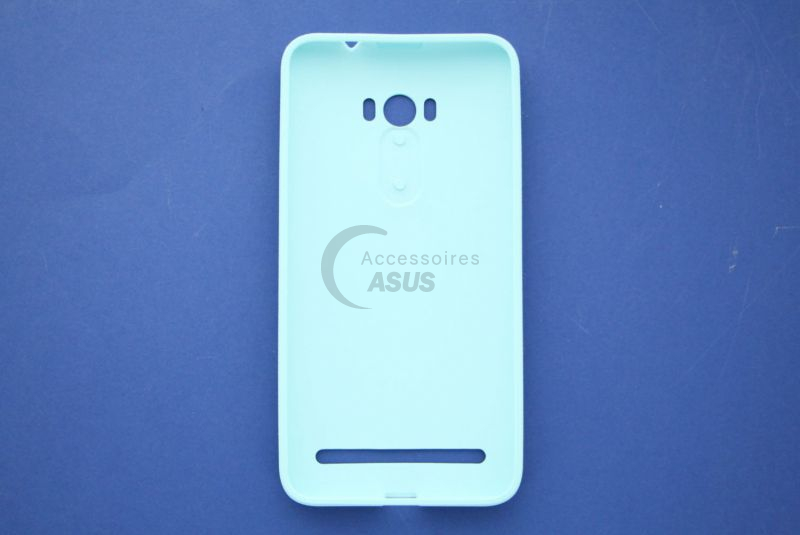 Blue bumper case for ZenFone Selfie