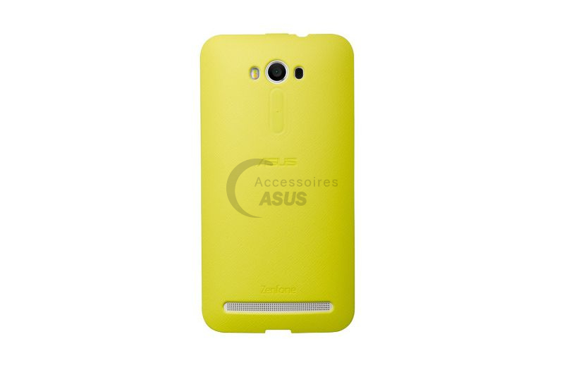 Yellow bumper case case for ZenFone 2 Laser 5.5