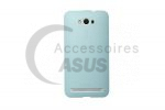 Blue bumper case for ZenFone 2 Laser 5.5""