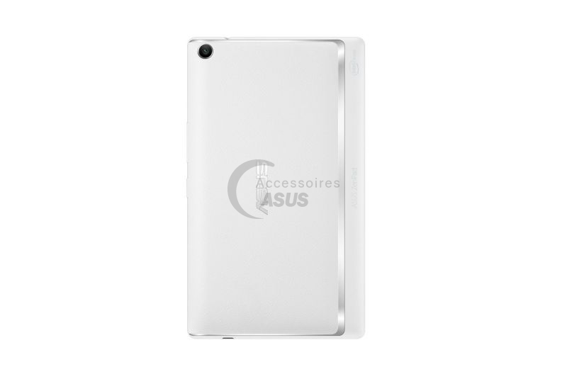 White power case for ZenPad