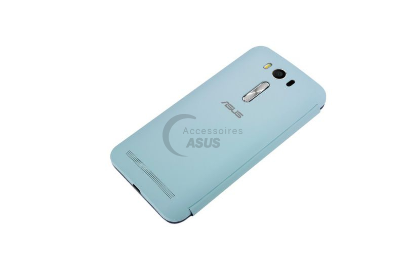 Blue view flip cover for ZenFone 2 Laser 5