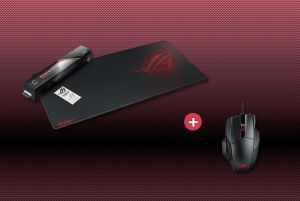 Spatha mouse - Sheath mousepad bundle