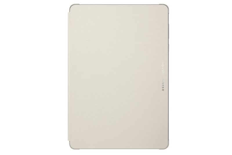 Beige folio cover for ZenPad 3S 10