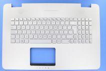 Grey Latin keyboard for laptop