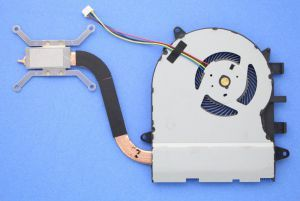 Thermal module for laptop