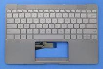 Grey Qwartz keyboard for ZenBook 3