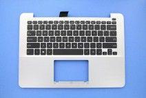 Grey American QWERTY keyboard