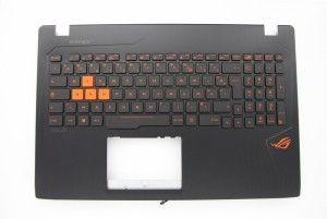 Backlight keyboard for Strix ROG laptop (Black)