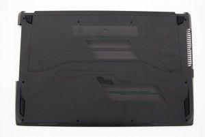 Black bottom case for ROG laptop