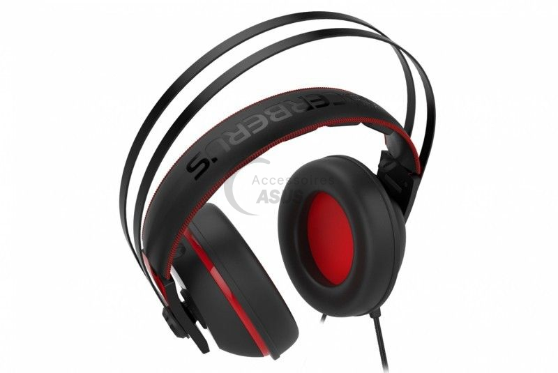 Red Cerberus V2 ROG headset