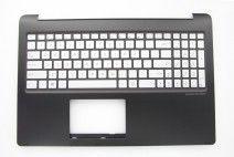 Black backlight keyboard QWERTY
