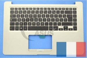 Asus VivoBook Gold AZERTY keyboard