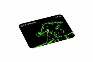Cerberus Mat Green Gaming Mouse pad