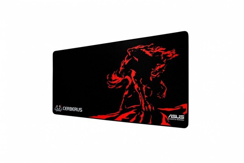 ROG Cerberus Mat Red XXL gaming Mouse pad