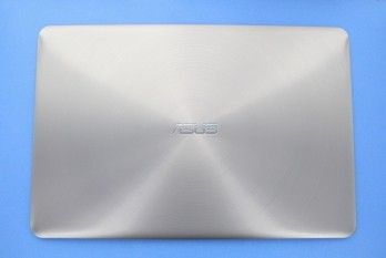 Grey rear LCD cover laptop
