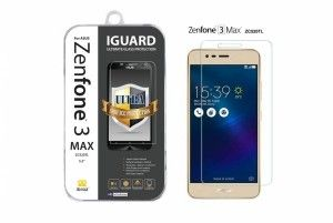 Zenfone 3 Max Glass screen protection Ibroz