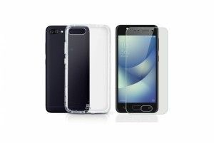 Pack Ibroz case ZenFone 4 Max protection