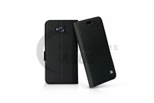 Ibroz Folio Cover Case black for ZenFone Live Plus