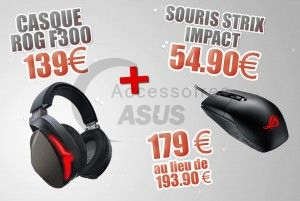 Special Bundle Headset + Mouse
