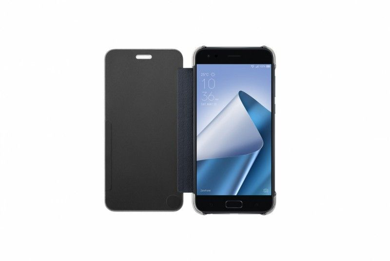 ZenFone 4 Black ViewFlip Cover