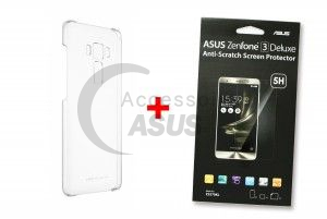 ZenFone Deluxe Transparent Clear Case