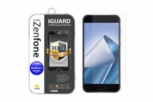 ZenFone 4 Ibroz Toughened Glass