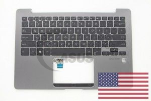 US QWERTY grey Keyboard for Zenbook 13