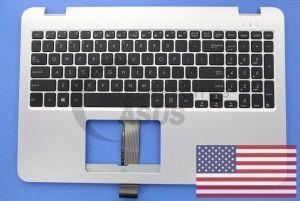 English 90R-NVS1K1100Y Asus Keyboard