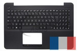Black keyboard AZERTY