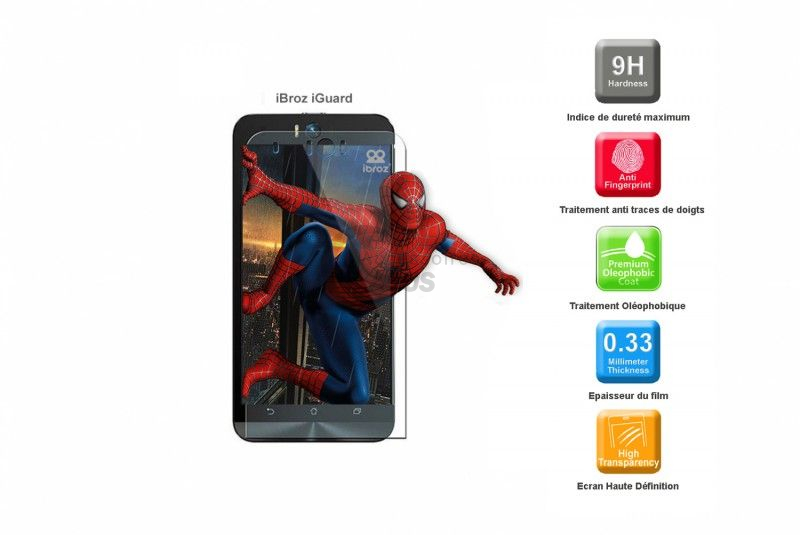 Ibroz screen protector for ZenFone Selfie