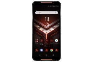 Black ROG Phone ZS600KL 128 GB