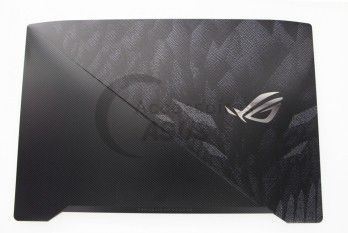 15-inch black LCD Cover for ROG Strix