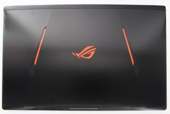 17-inch black LCD Cover for ROG Strix