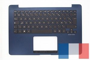 Blue backlight keyboard for Zenbook