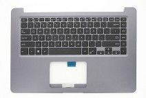 Grey american QWERTY keyboard for Vivobook 15 inches
