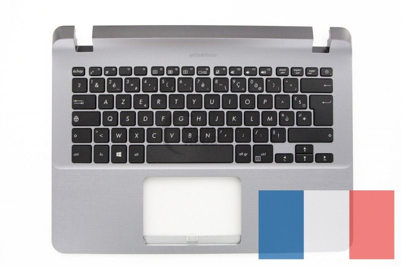 Asus AZERTY Grey Keyboard