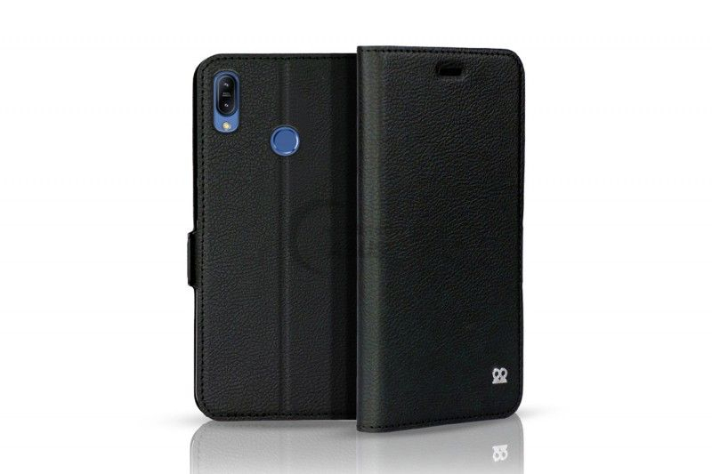 Ibroz Folio Cover Case black for ZenFone Max M2