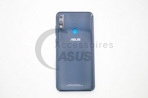 Zenfone Max Pro M2 blue back cover