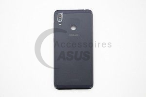 Black rear cover for ZenFone Max